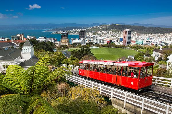 15. Wellington, New Zealand