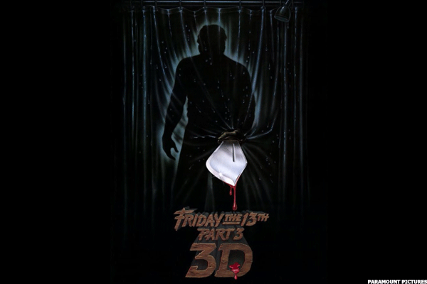 22. Friday the 13th: Part III