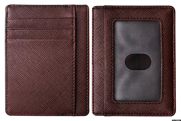 7613f0e713da 10 Skinny Wallets to Help You Forget You Spent All Your Money on ...