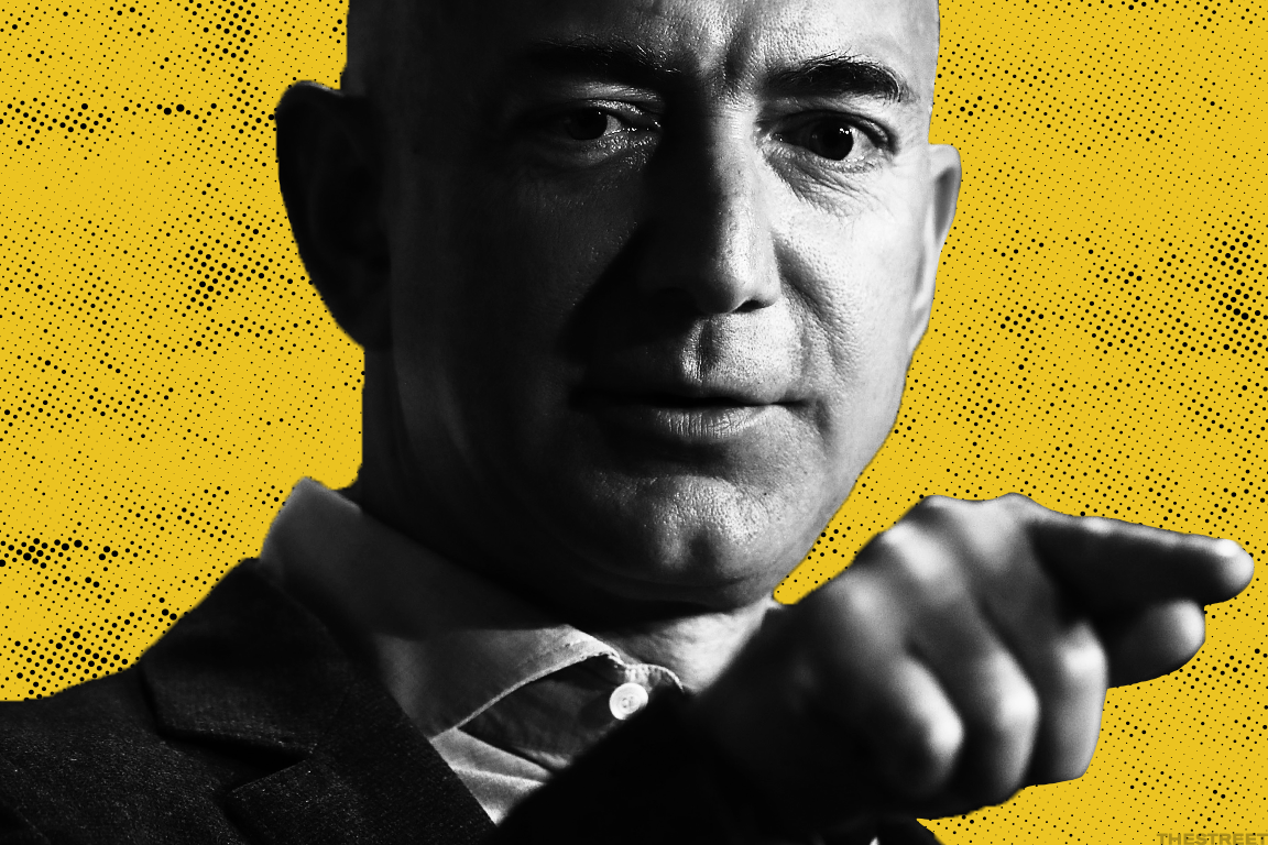 It will be a good day for Amazon CEO Jeff Bezos.
