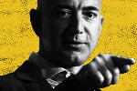 Bezos to Donate $10 Million to Super Pac, Less Than His Hourly Earnings