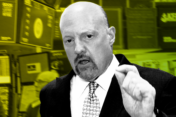 Jim Cramer: One Heck of a Resilient Market