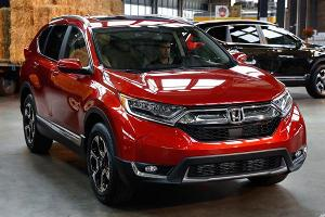 Honda Is Determined to Lead Compact Crossover Segment With Refreshed CR-V