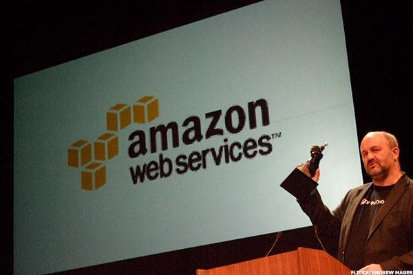 Amazon's Cloud Conference Spotlights Its Competitive Edge