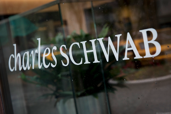 Chuck Some Cash into Charles Schwab