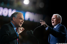 VP Hopefuls Mike Pence and Tim Kaine Thin on Details, Long on Overheated Attacks