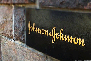 Johnson & Johnson CFO Caruso: 'Pleased With the Results'