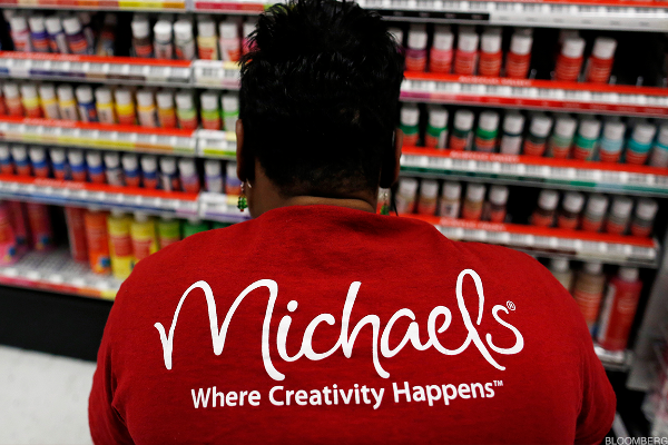 As Michaels and At Home Show, Retail Stocks Aren't for the Weak of Stomach