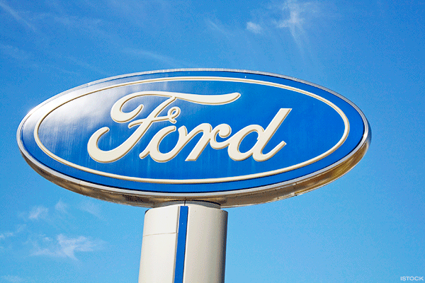Morgan Stanley: Ford Stock Comes Down to 'Execution, Time'