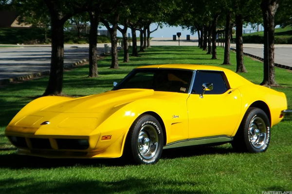 Cleopatra Jones-1973 Corvette Stingray