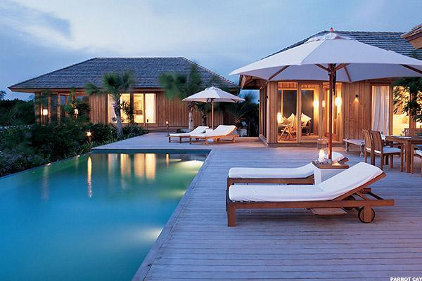 2. COMO Parrot Cay in Turks and Caicos