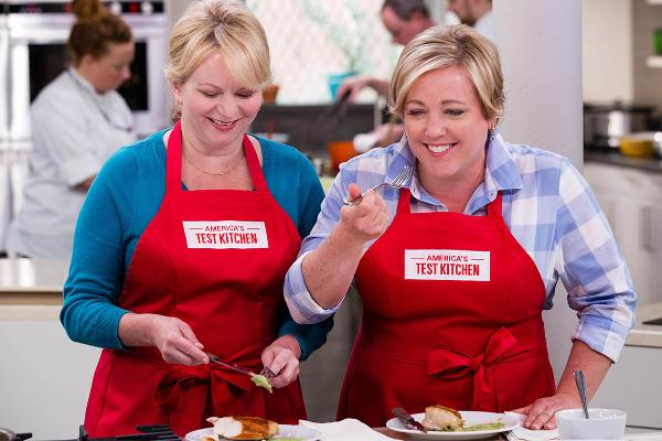 Workshops with America's Test Kitchen