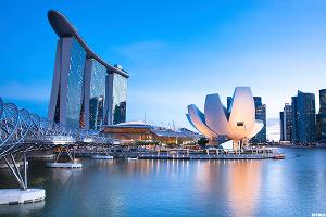Another Sign Singapore's Stock Market Is Attractively Valued