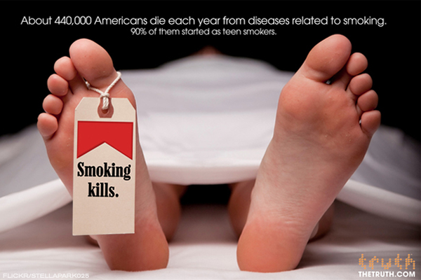 2000: Attorneys General and Tobacco Companies Launch the Truth Campaign