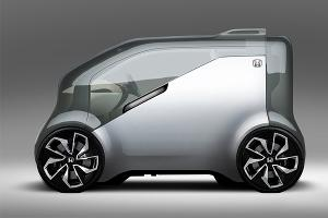 Newest Honda Concept Car Can Feel Emotions