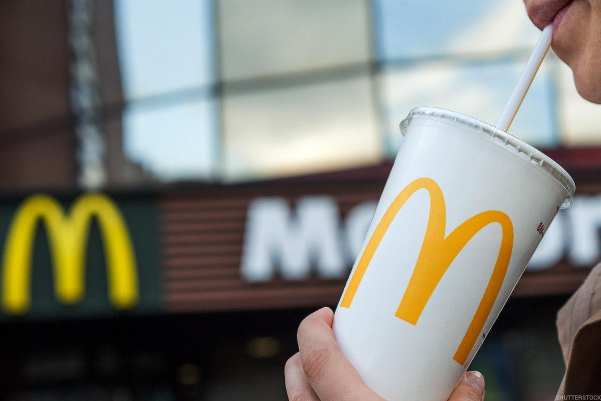 McDonald's Gets Slight Bump From 8% Dividend Boost