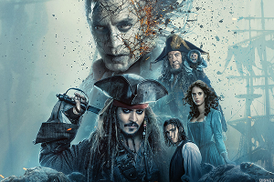 New 'Pirates' Movie Expected to Drown Out 'Baywatch' Reboot Despite Rotten Reviews