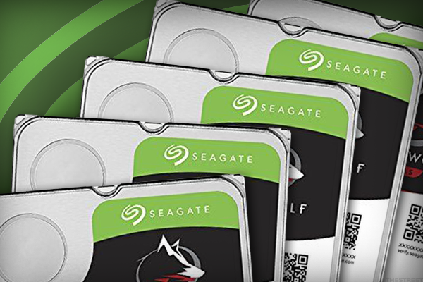 A Correction in Seagate Technology Appears Over, Traders Can Buy Strength
