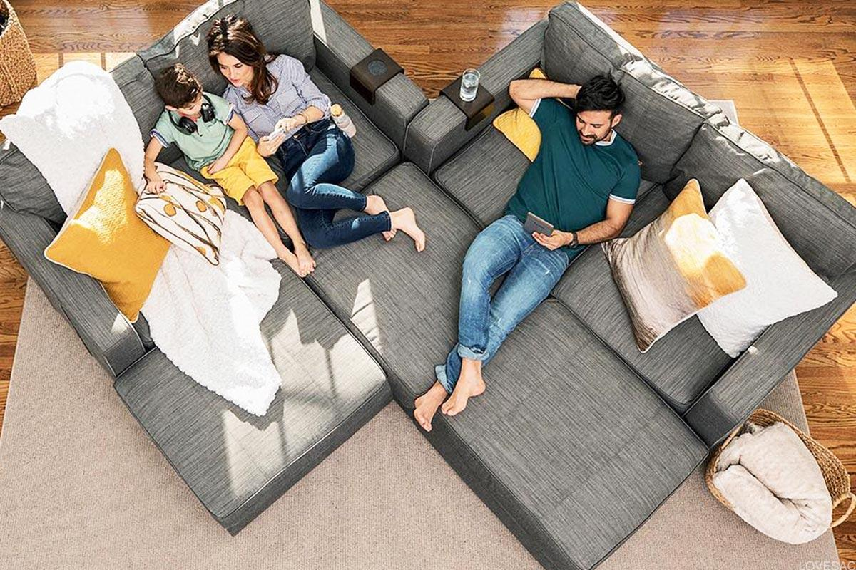 The Company Designs, Manufactures And Sells High Tech Modular Furniture  Geared Toward A High Earning Millennial Crowd.