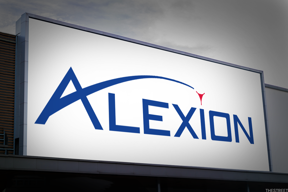 Alexion Shares Slide After Departure of Chief Financial Officer