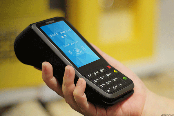 VeriFone Stock Falls on Weak Guidance