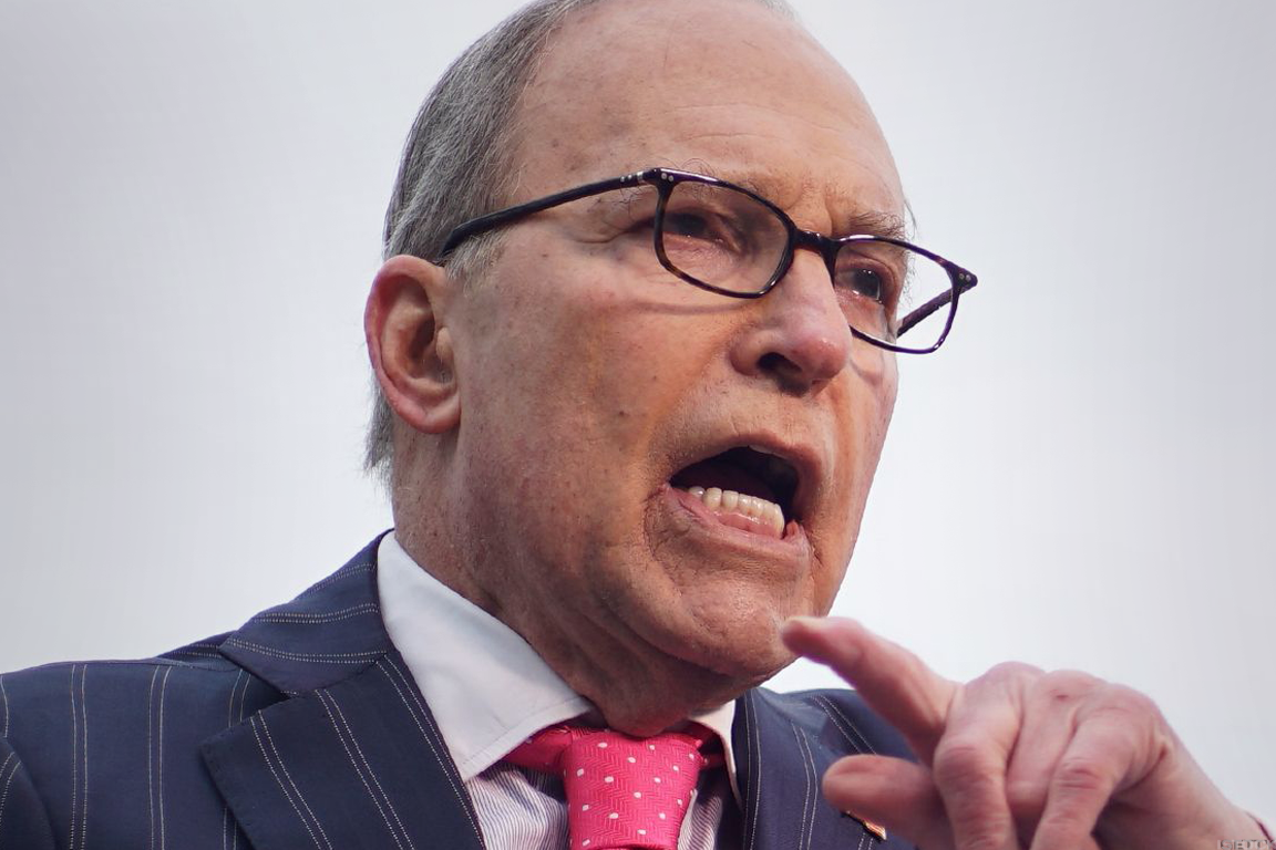 Jim Cramer: Here Are Larry Kudlow's Two Key Points