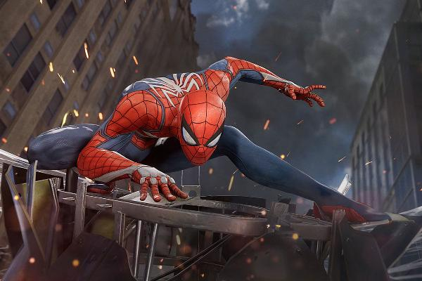 5. Spider-Man (PS4)