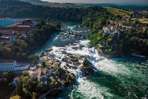 Rhine Waterfalls, Switzerland