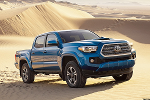 Toyota Recalls 250,000 Tacoma Trucks Due to Oil Leak That Could Cause Wheels to Lock
