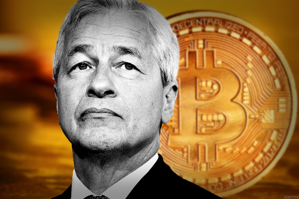Jamie Dimon has slammed bitcoin.