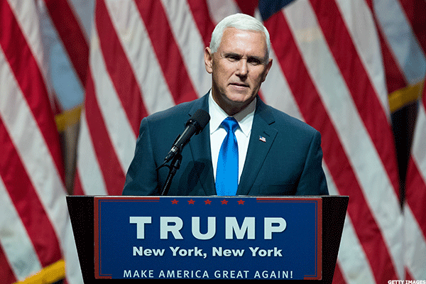 VP Pence to Talk Trade, Security During Trip to Australia