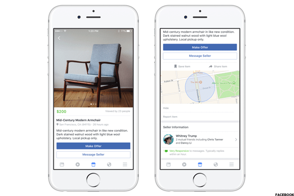 Facebook's Attempt to Take on Craigslist Could Impact Google, Too