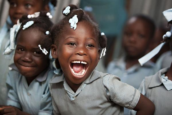 Hope for Haiti's Children