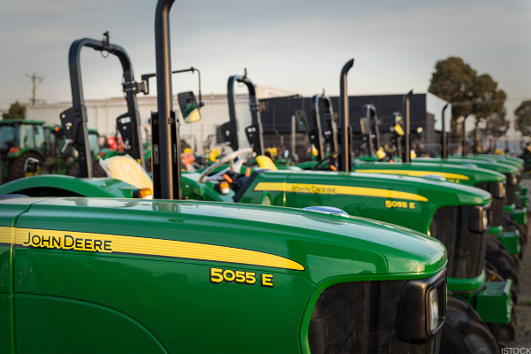 Is Deere Finally Ready for an Upside Breakout?