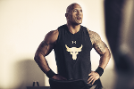 Under Armour Just Released These $140 Sneakers That Are the First-Ever Ones Designed by 'The Rock'