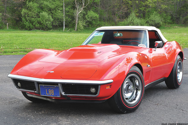 1969 Chevy Corvette ZL-1