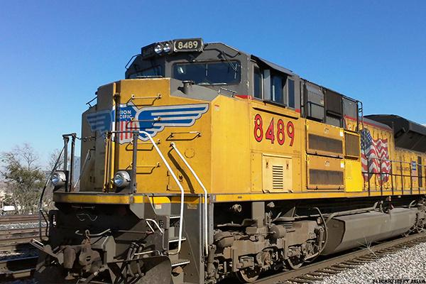 Union Pacific's Rally Is on the Right Track