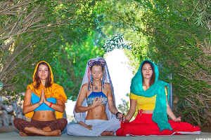 Inside One of the Year's Biggest Trends: Wellness Festivals via the Bhakti Fest