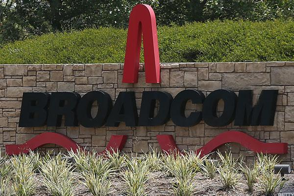 Jim Cramer -- Broadcom Could Blow Away Earnings Estimates