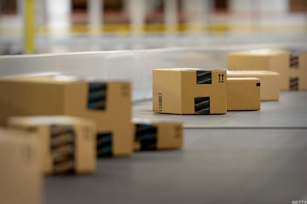 Amazon Makes Strong Push Into U.K. Warehouse Real Estate