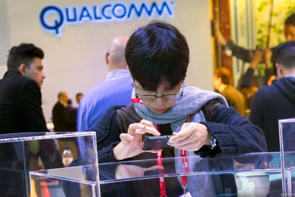 Qualcomm Stock Rises Following JPMorgan Upgrade