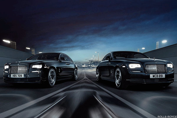Check Out the New $350,000 Black Rolls-Royce Young, Rich Investors Are Going Nuts For