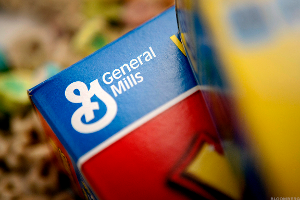General Mills Sinks on Quarterly Sales Miss