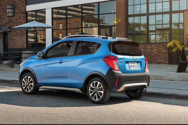 Electric Cars: Chevrolet Spark EV