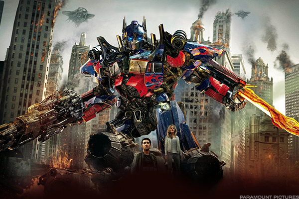 "3. ""Transformers: Dark of the Moon"" is a monster worldwide."