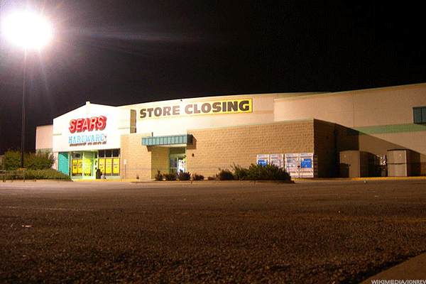 Did Sears Just Celebrate Its Final Black Friday?