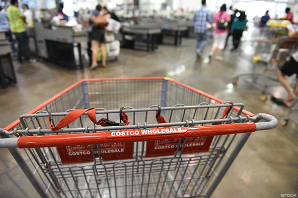 Costco Stock Sinks on Friday, Here's Why