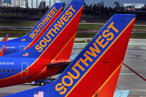 JetBlue, Southwest, Johnson & Johnson: 'Mad Money' Lightning Round