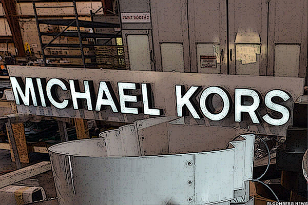 The Long Side of Kors Could Be Falling Out of Fashion with Traders