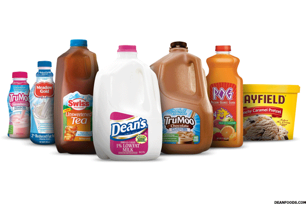 Falling Milk Prices Could Sour Dean Foods